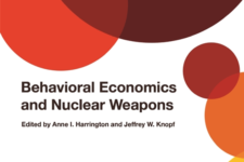 Behavioral Economics and Nuclear Weapons book cover